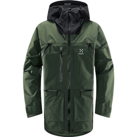 Haglöfs Vassi GTX Pro Jacket Men fjell green/true black